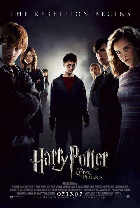 فيلم Harry Potter And The Order Of The Phoenix 2007 مترجم ايجي