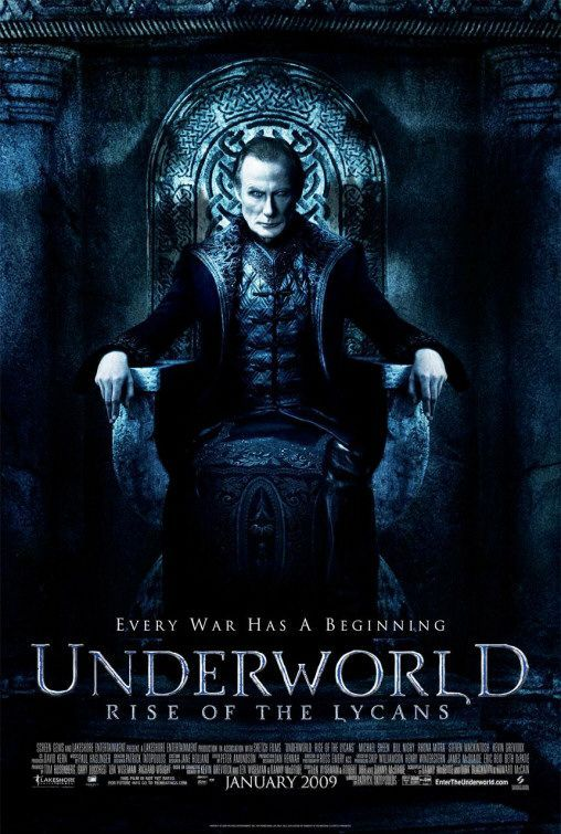 فيلم Underworld Rise of the Lycans 2009 مترجم
