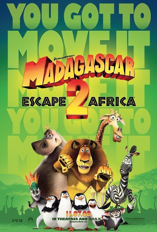 فيلم Madagascar 4 مدبلج Hd كرتون 0