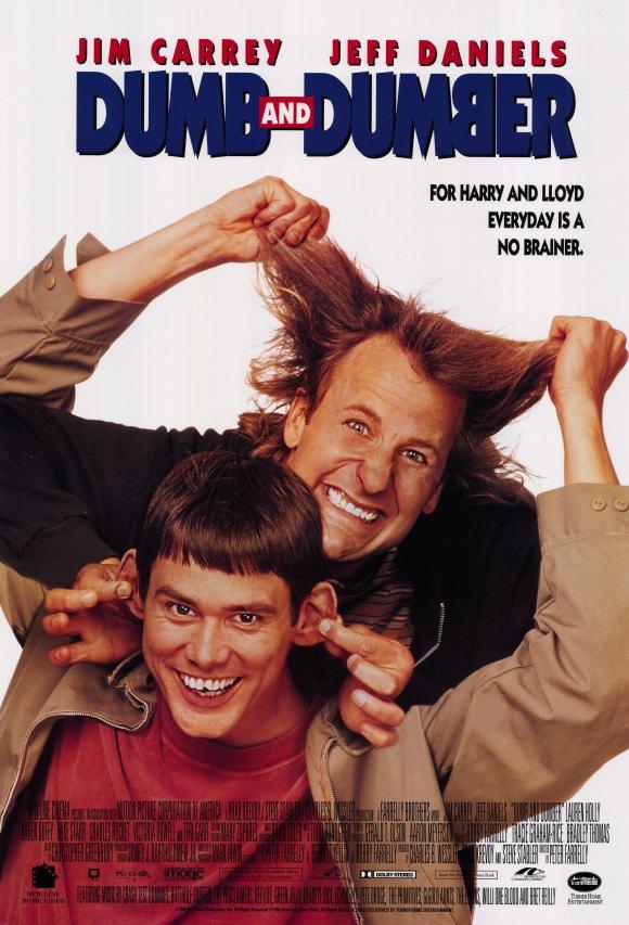 مشاهدة فيلم Dumb And Dumber 1994 مترجم