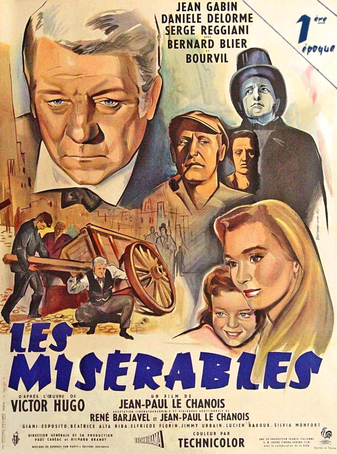 مشاهدة فيلم Les Misérables 1958 مترجم