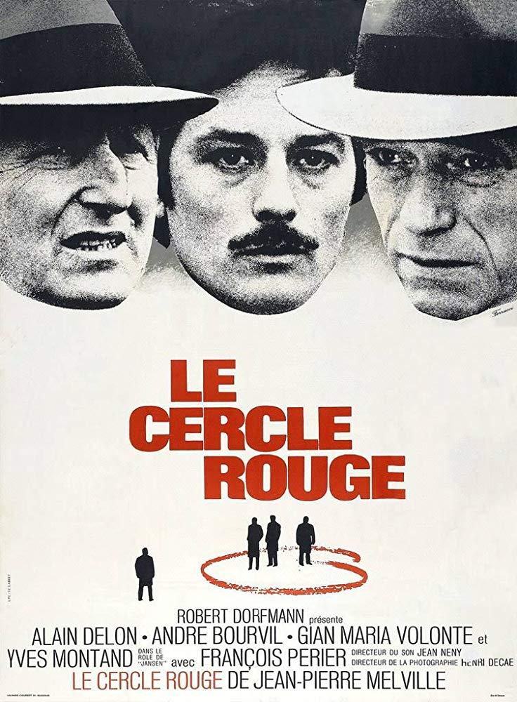 فيلم Le Cercle Rouge 1970 مترجم