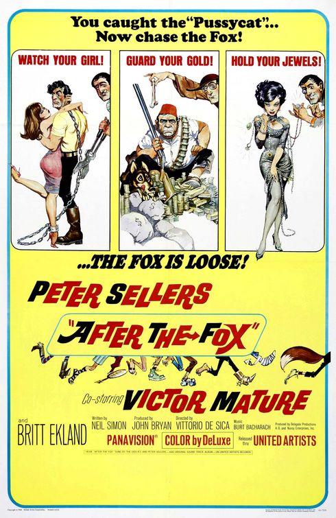 مشاهدة فيلم After the Fox 1966 مترجم