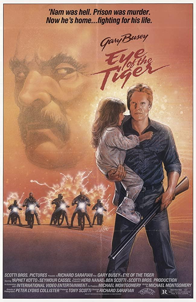 فيلم Eye of the Tiger 1986 مترجم