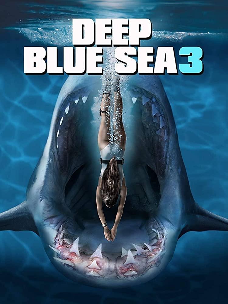 فيلم Deep Blue Sea 3 2020 مترجم كامل
