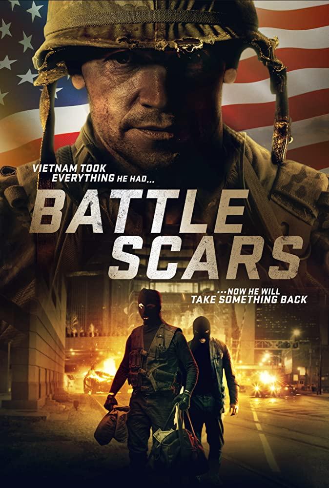 فيلم Battle Scars 2020 مترجم كامل