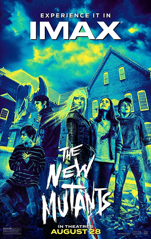 مشاهدة فيلم The New Mutants 2020 مترجم أون لاين