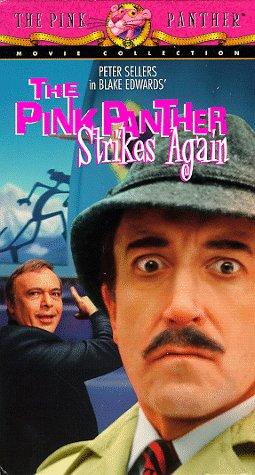 فيلم The Pink Panther Strikes Again 1976 مترجم