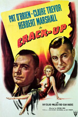 مشاهدة فيلم Crack-Up 1946 مترجم اون لاين