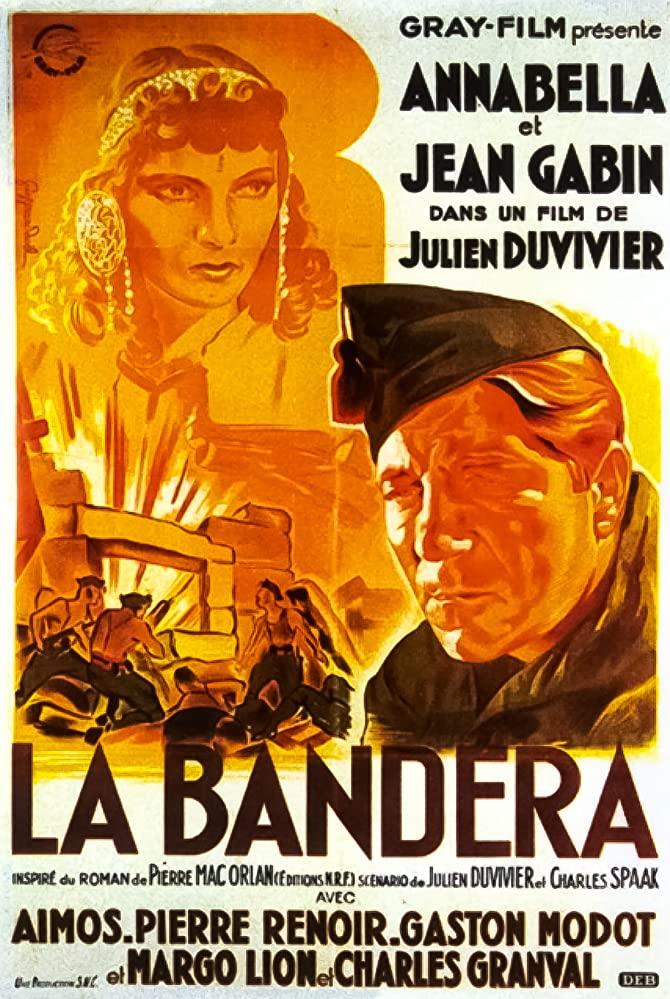 مشاهدة فيلم Escape From Yesterday/La Bandera 1935 مترجم أون لاين