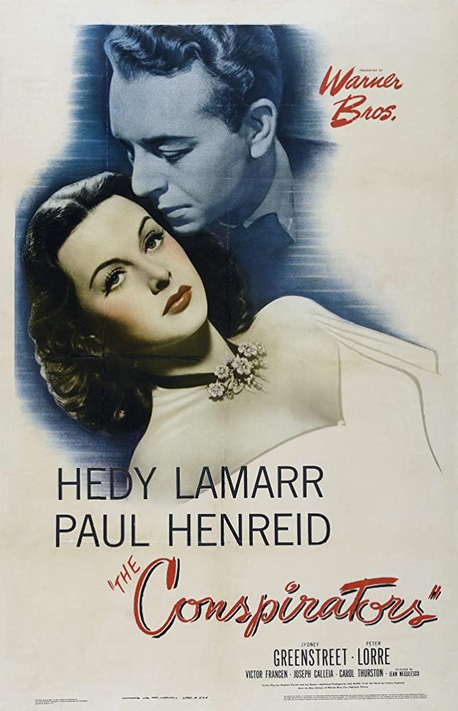 مشاهدة فيلم The Conspirators 1944 مترجم اون لاين