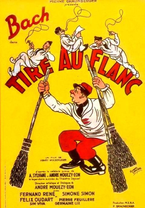 مشاهدة فيلم 1928 Tire au flanc مترجم
