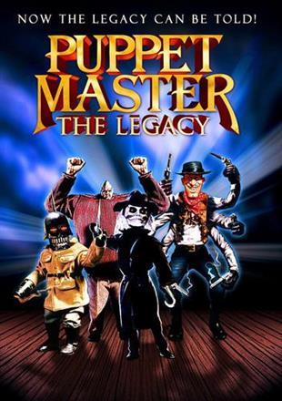 مشاهدة فيلم 2003 Puppet Master: The Legacy مترجم
