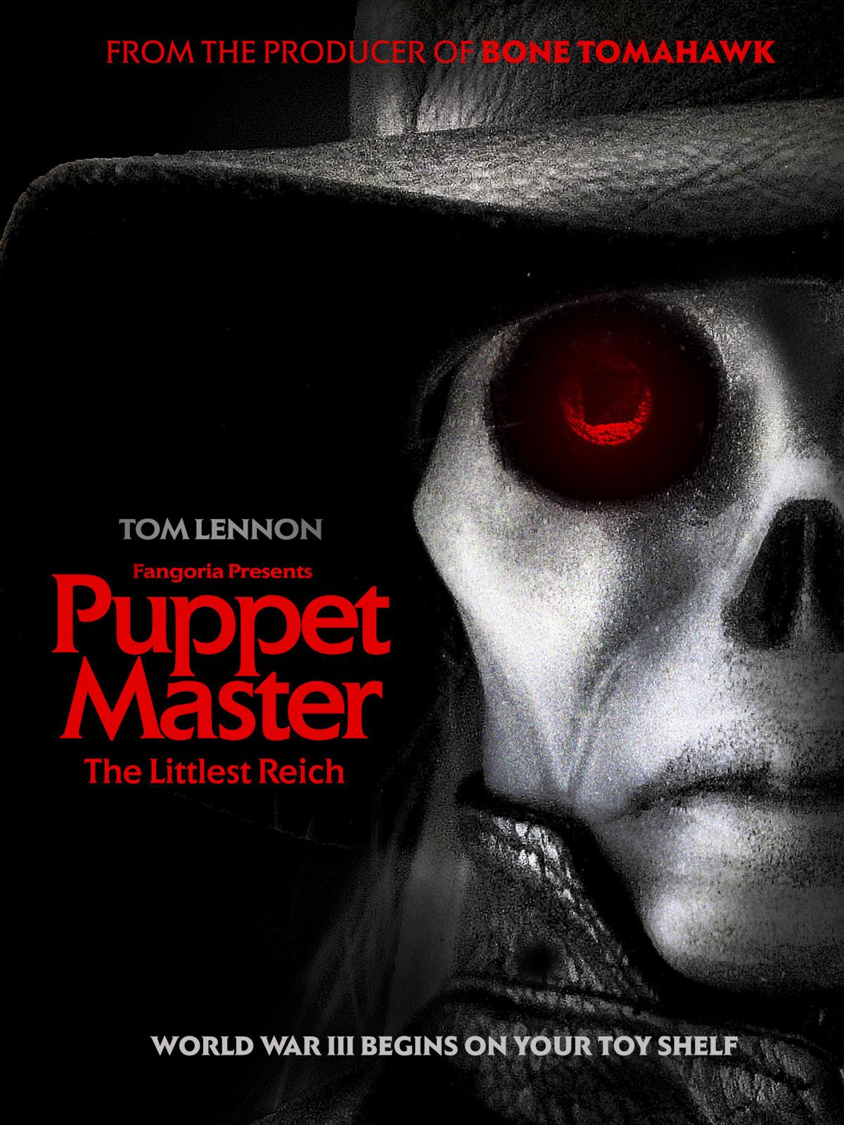 مشاهدة فيلم 2018 Puppet Master: The Littlest Reich مترجم