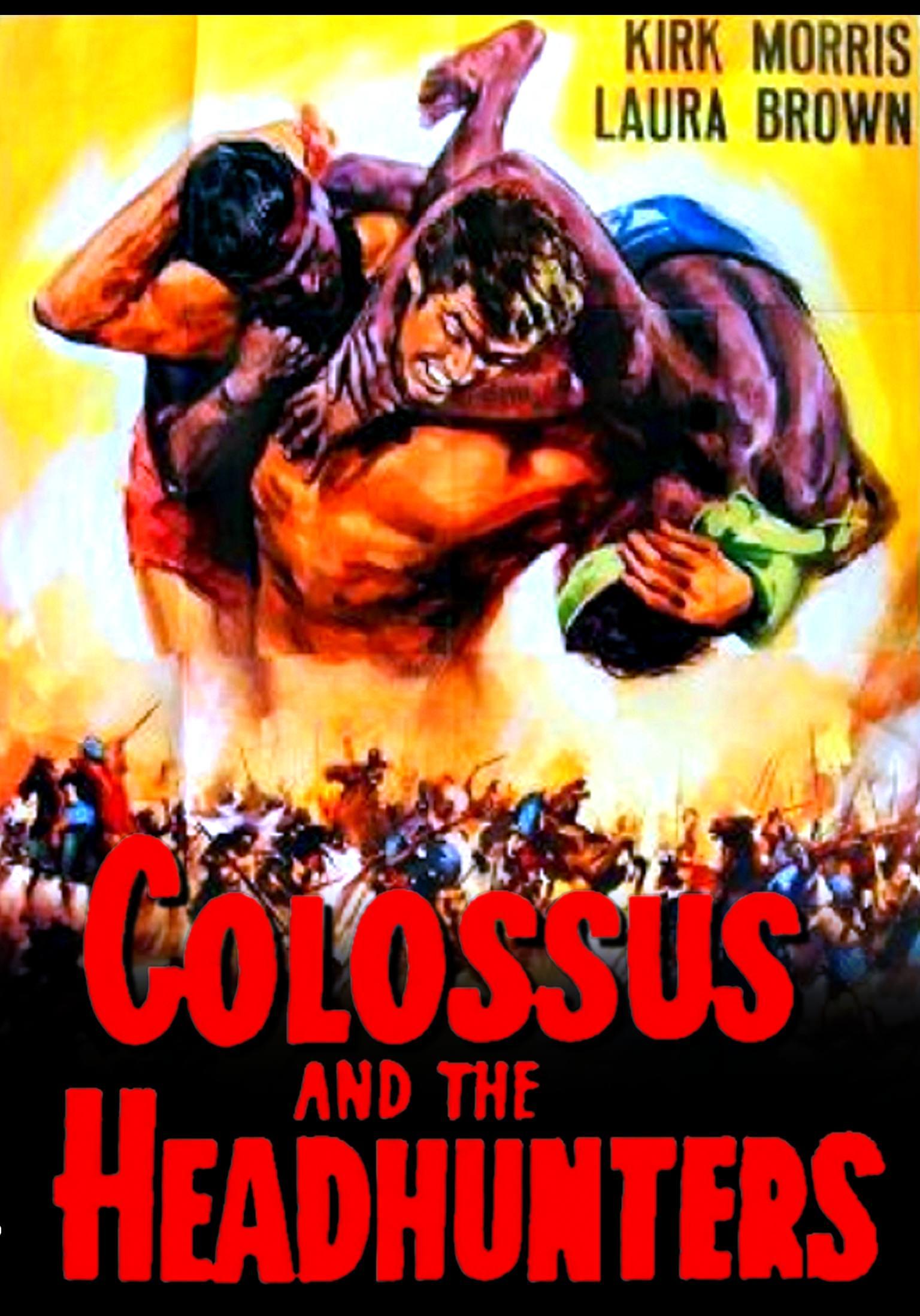 مشاهدة فيلم 1963 Colossus and the Headhunters / Maciste contro i cacciatori di teste مترجم