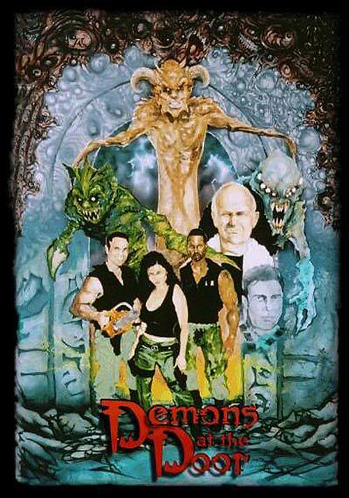 مشاهدة فيلم Demons at the Door 2004 مترجم