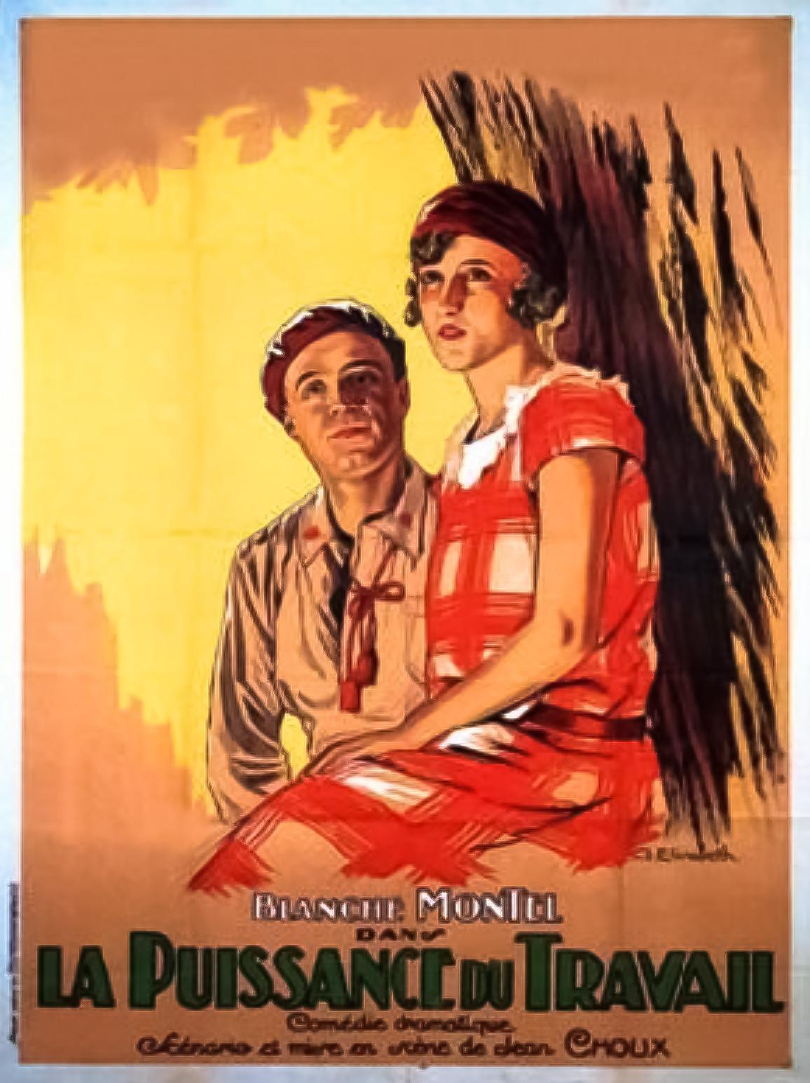 مشاهدة فيلم La vocation d'André Carel 1925 مترجم