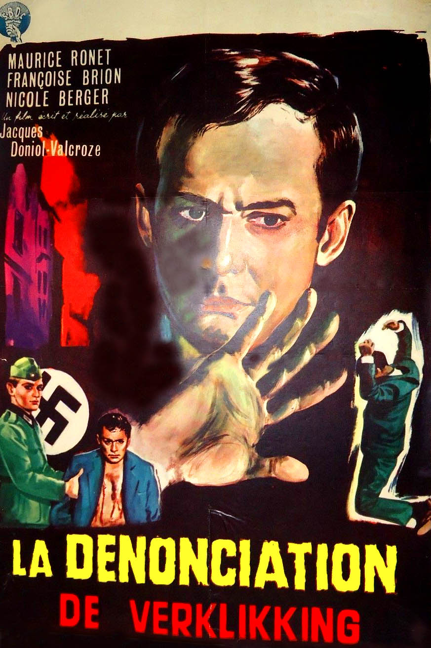 مشاهدة فيلم The Immoral Moment / La dénonciation 1962 مترجم