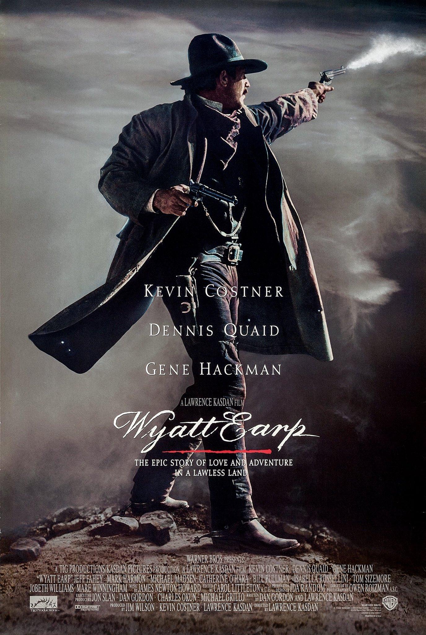 مشاهدة فيلم Wyatt Earp 1994 مترجم