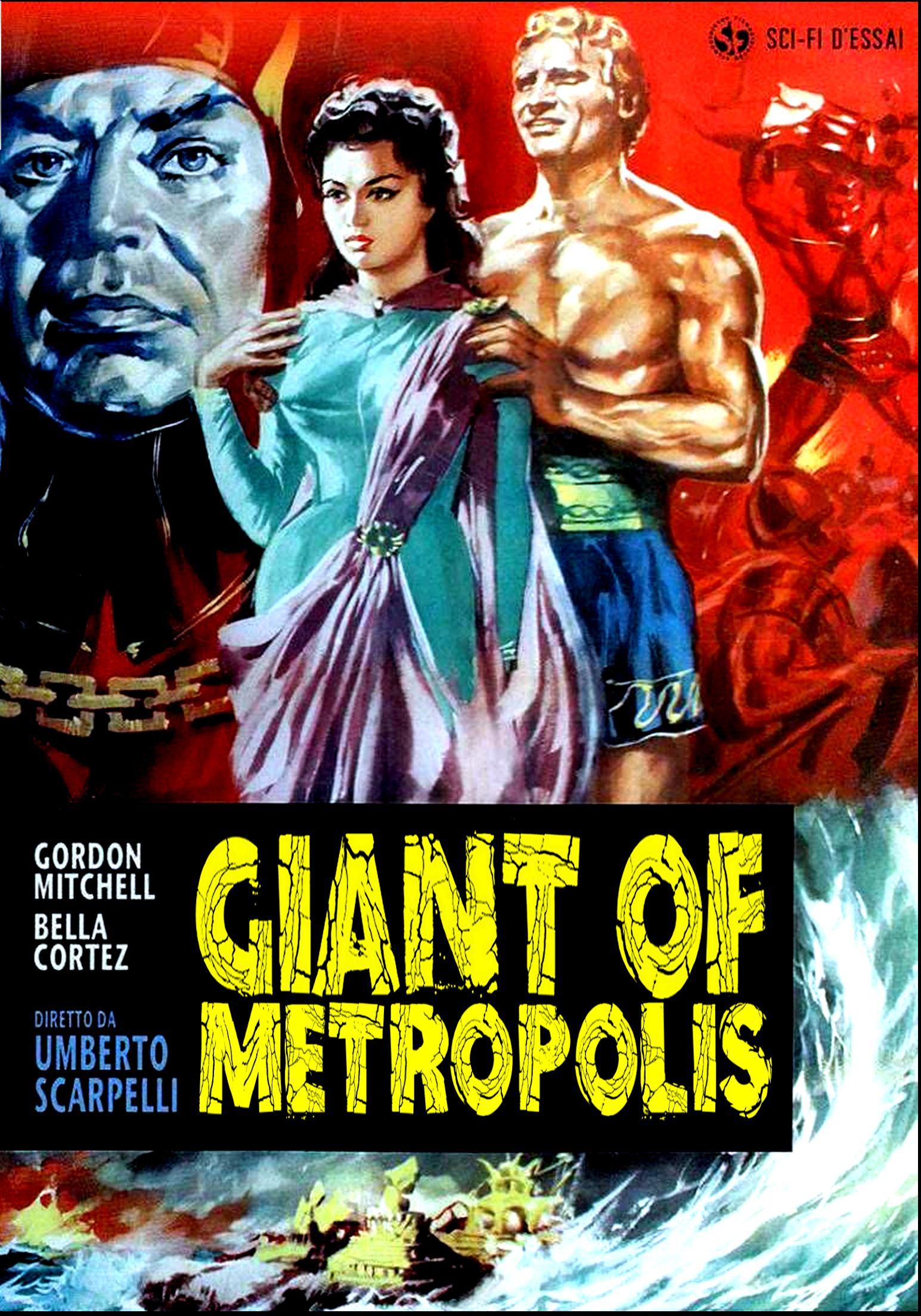 مشاهدة فيلم 1961 The Giant of Metropolis / Il gigante di Metropolis مترجم