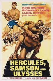 مشاهدة فيلم 1963 Hercules, Samson and Ulysses / Ercole sfida Sansone مترجم