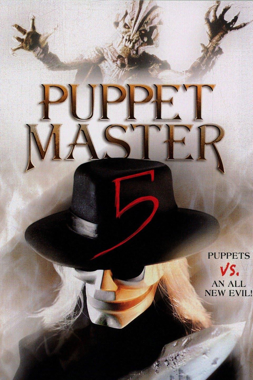 مشاهدة فيلم 1994 Puppet Master 5 مترجم