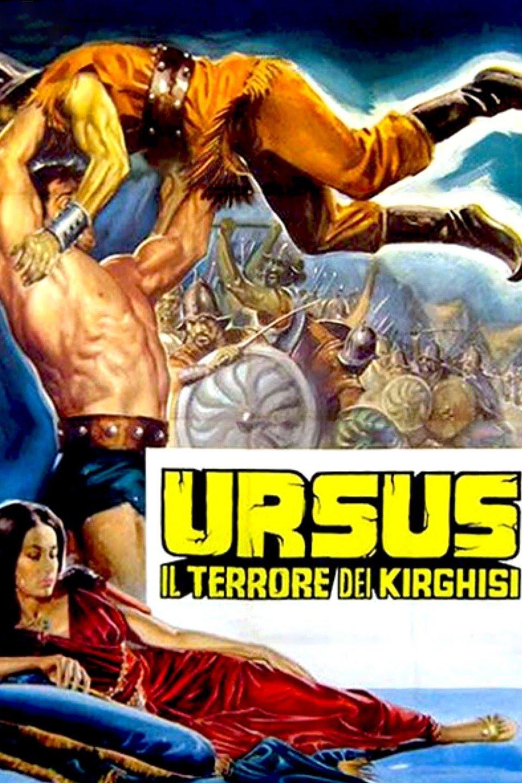 مشاهدة فيلم 1964 Hercules, Prisoner of Evil / Ursus, il terrore dei kirghisi مترجم