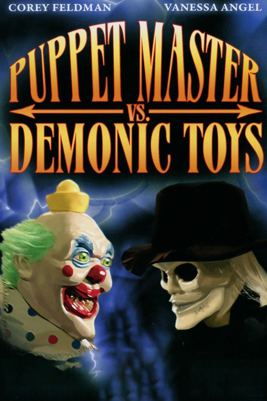 مشاهدة فيلم 2004 Puppet Master vs Demonic Toys مترجم