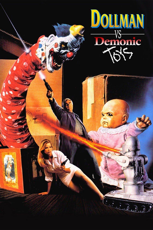 مشاهدة فيلم Dollman vs. Demonic Toys 1993 مترجم