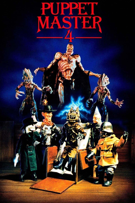 مشاهدة فيلم 1993 Puppet Master 4 مترجم
