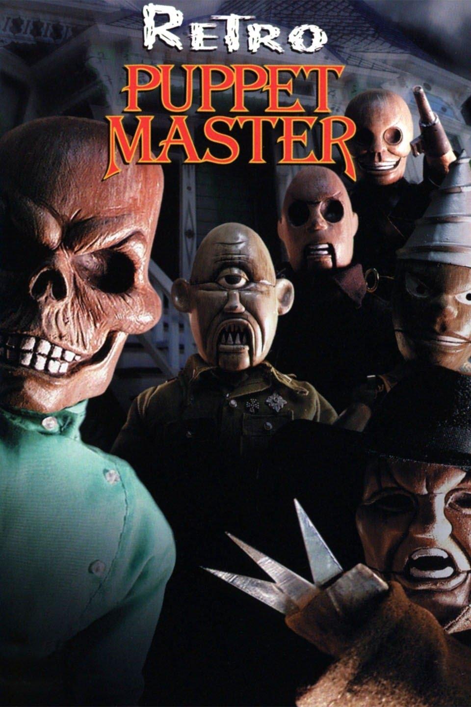 مشاهدة فيلم 1999 Retro Puppet Master مترجم
