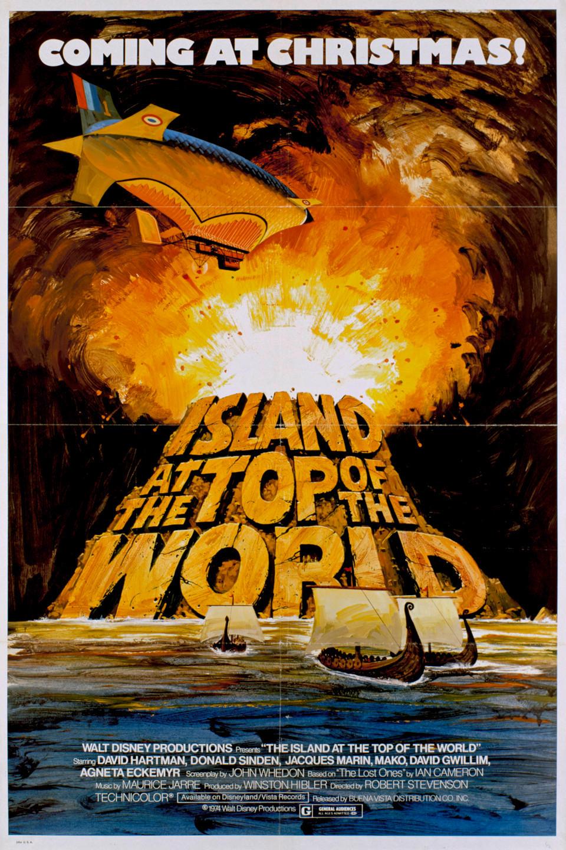 مشاهدة فيلم The Island at the Top of the World 1974 مترجم
