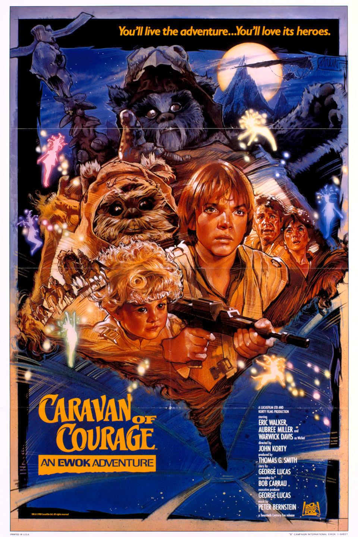 مشاهدة فيلم The Ewok Adventure 1984 مترجم