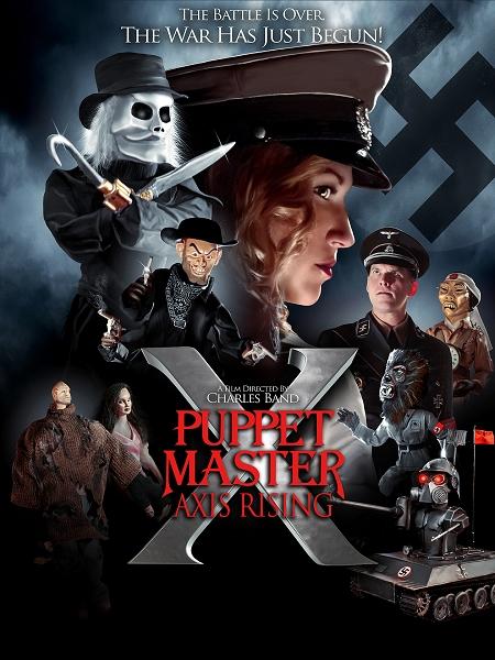 مشاهدة فيلم 2012 Puppet Master X: Axis Rising مترجم
