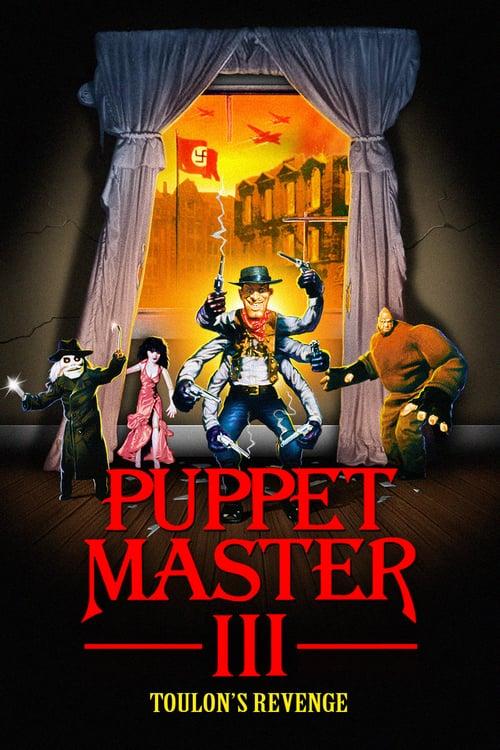 مشاهدة فيلم 1991 Puppet Master III: Toulon's Revenge مترجم
