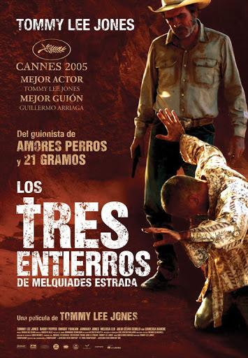 مشاهدة فيلم The Three Burials of Melquiades Estrada 2005 مترجم