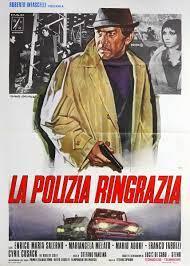 مشاهدة فيلم La polizia ringrazia 1972 مترجم