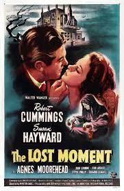 مشاهدة فيلم The Lost Moment 1947 مترجم