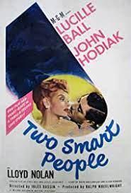 مشاهدة فيلم Two Smart People 1946 مترجم