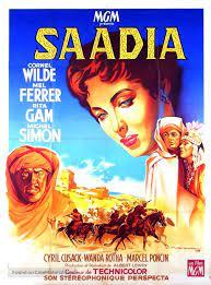 مشاهدة فيلم Saadia 1953 مترجم