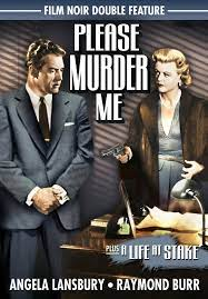 مشاهدة فيلم Please Murder Me 1956 مترجم