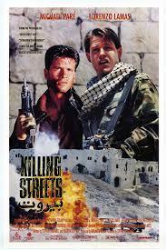 مشاهدة فيلم Killing Streets 1991 مترجم