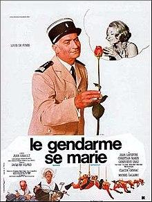 مشاهدة فيلم Le gendarme se marie 1968 مترجم