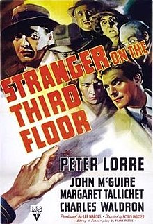 مشاهدة فيلم Stranger on the Third Floor 1940 مترجم