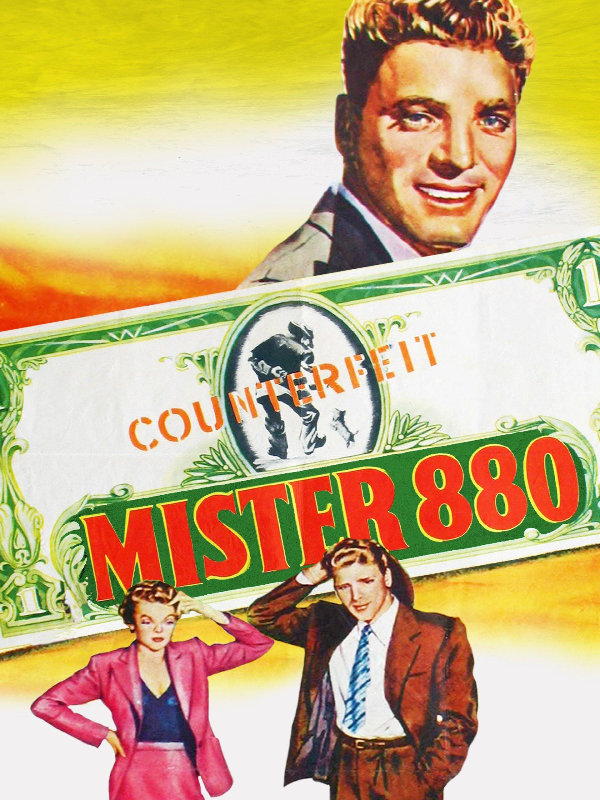 مشاهدة فيلم Mister 880 (1950) مترجم