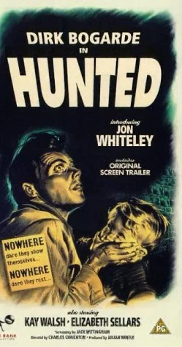 مشاهدة فيلم Hunted 1952 مترجم