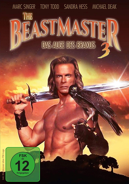 مشاهدة فيلم Beastmaster III: The Eye of Braxus 1995 مترجم