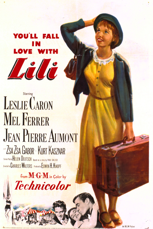مشاهدة فيلم Lili 1953 مترجم