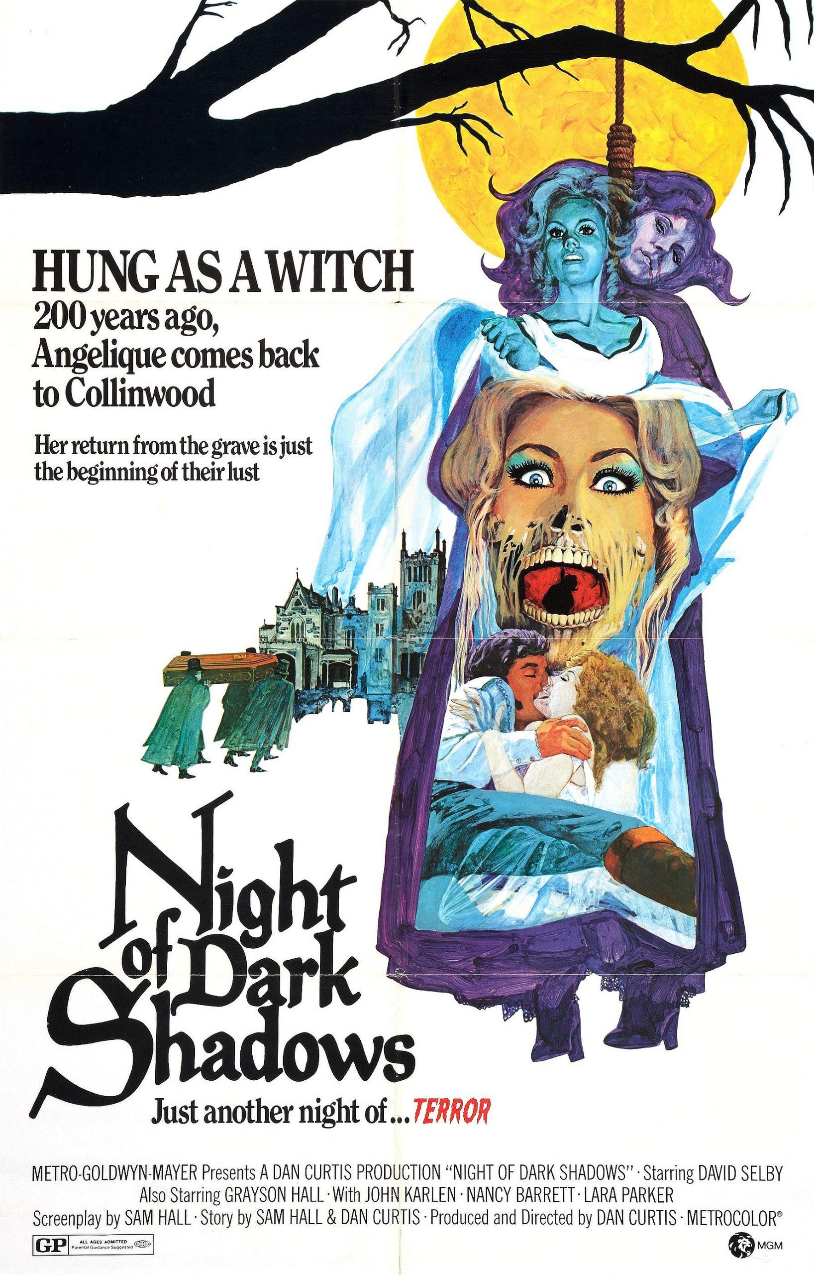 مشاهدة فيلم Night of Dark Shadows (1971) مترجم