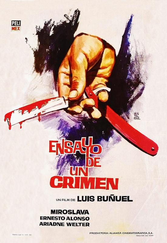 مشاهدة فيلم The Criminal Life of Archibaldo de la Cruz 1955 مترجم